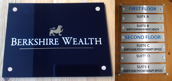 Cut Vinyl Signs - For all your signs and decorative stickers